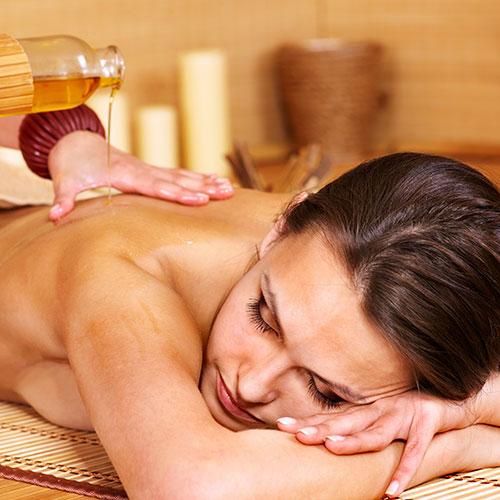 Hete Olie Massage Deurne